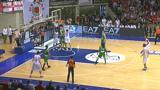 Milano-Siena 82-67: highlights