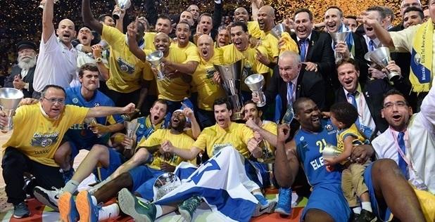 Final Four, finale: Maccabi- Real Madrid 98 - 86 (OT)