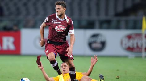 Danilo D'Ambrosio, 25 anni. Lapresse
