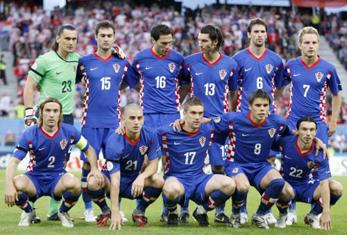squadra croazia
