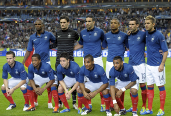 squadra francia