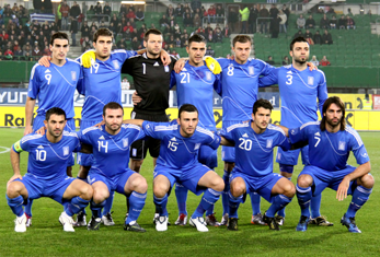 squadra grecia
