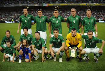 squadra irlanda