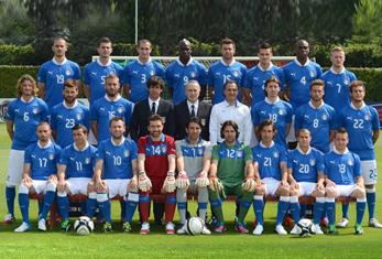 squadra italia