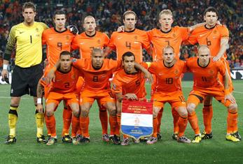 squadra olanda