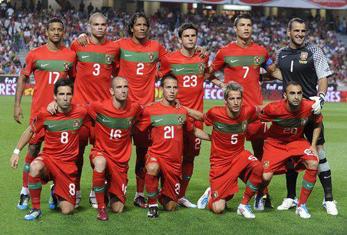squadra portogallo