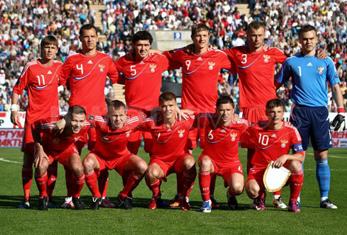 squadra russia