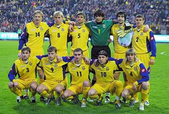 squadra ucraina