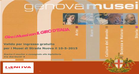 ingresso gratuito musei genova