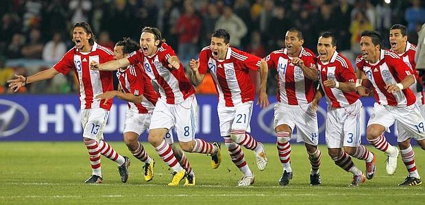 Paraguay, storica prima voltaI rigori bocciano il Giappone