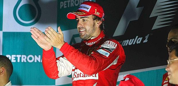 Fernando Alonso, 29 anni. LaPresse