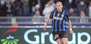 Wesley Sneijder, 26 anni. Eidon