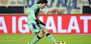 Lionel Messi, 23 anni. Ap