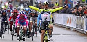 Oscar Gatto vince la 2/a tappa del Provincia di Reggio Calabria