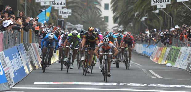Milano-Sanremo is back. Watch the 2010 highlights