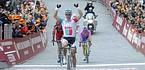 Gilbert, king of the dirt roadsThe Belgian wins the Strade Bianche