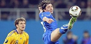 Riccardo Montolivo. Epa