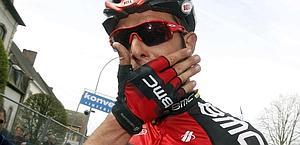 Alessandro Ballan, iridato 2008. Bettini