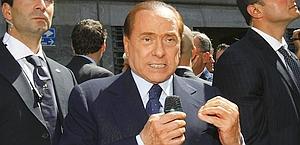 Silvio Berlusconi, 74 anni, comprò il Milan nel 1986. Reuters