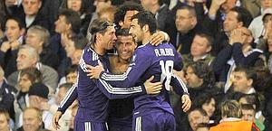 Il Real abbraccia Ronaldo. Ansa