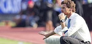 Andre Villas Boas, 33 anni, allenatore del Porto. Ansa