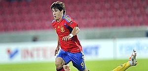 Krkic Bojan è il primo rinforzo di qualità della nuova Roma. Ansa