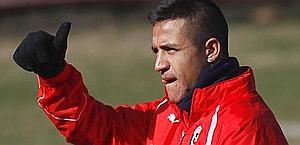 Alexis Sanchez è prossimo al trasferimento al Barcellona. Ap