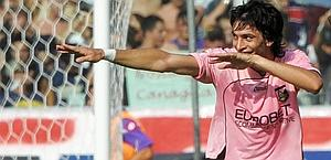 Javier Pastore, fantasista argentino. Ansa