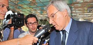 Maurizio Beretta. LaPresse