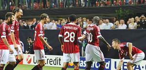E' di Cassano il 2000esimo gol dell'Era Berlusconi. Sportimage
