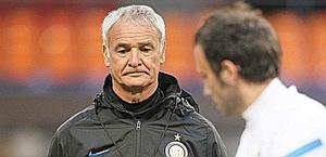 Claudio Ranieri, 59 anni, tecnico dell'Inter. Ap