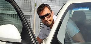 Mirko Vucinic, 27 anni, in Italia dal 2000. Ansa