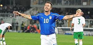 Antonio Cassano, 29 anni. Inside