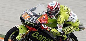 Nico Terol, 23 anni, iridato 125 del 2011. Reuters