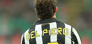 Alessandro Del Piero, 37 anni, è dal '93 alla Juventus. Forte