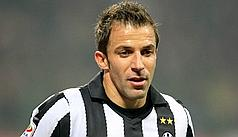 """Del Piero: """"Gioco fino a 40 anni""""E Agnelli: """"Per lui porte aperte"""""""