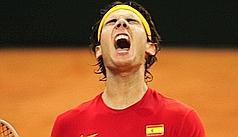 Nadal regala la Davis alla SpagnaBattuto Del Potro per il 3-1