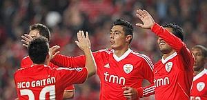 Ancora Cardozo decisivo nel Benfica. Ap