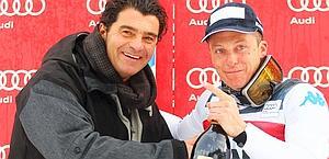 Blardone, 32, 6 vittorie in Coppa del Mondo, con Tomba