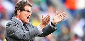 Fabio Capello, 65 anni, ex c.t. dell'Inghilterra. Ansa
