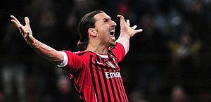 Zlatan Ibrahimovic è nato il 3 ottobre 1981. Afp