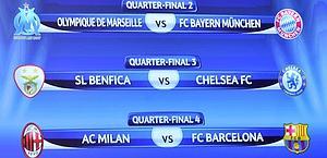 Per il Milan la sfida più difficile e prestigiosa. Afp