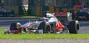 Jenson Button, vittoria n. 13 in F.1. Reuters