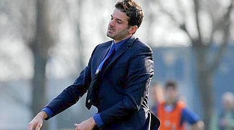 Andrea Stramaccioni, 36 anni. Ansa