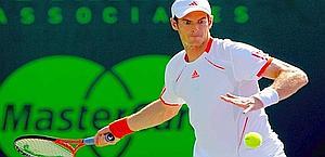Andy Murray, n. 4 del ranking Atp. Reuters