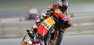 Casey Stoner, 26 anni, iridato 2011 con la Honda. Reuters
