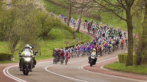 Paesaggi da Amstel. Reuters