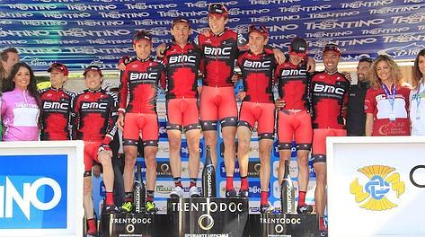 La BMC al Trentino. Bettini