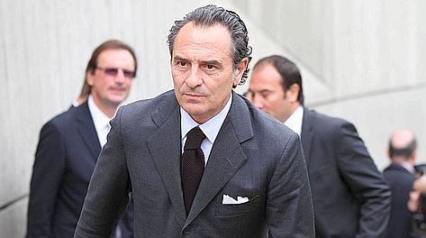 Cesare Prandelli, 54 anni, ct della Nazionale dal 2010. Afp