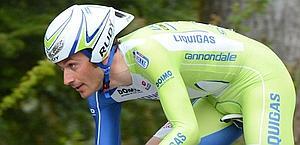 Ivan Basso, varesino, ha 34 anni. Afp